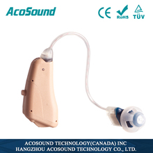 AcoSound AcoMate 821 RIC Digital most competitive price made-in-China hearing aid