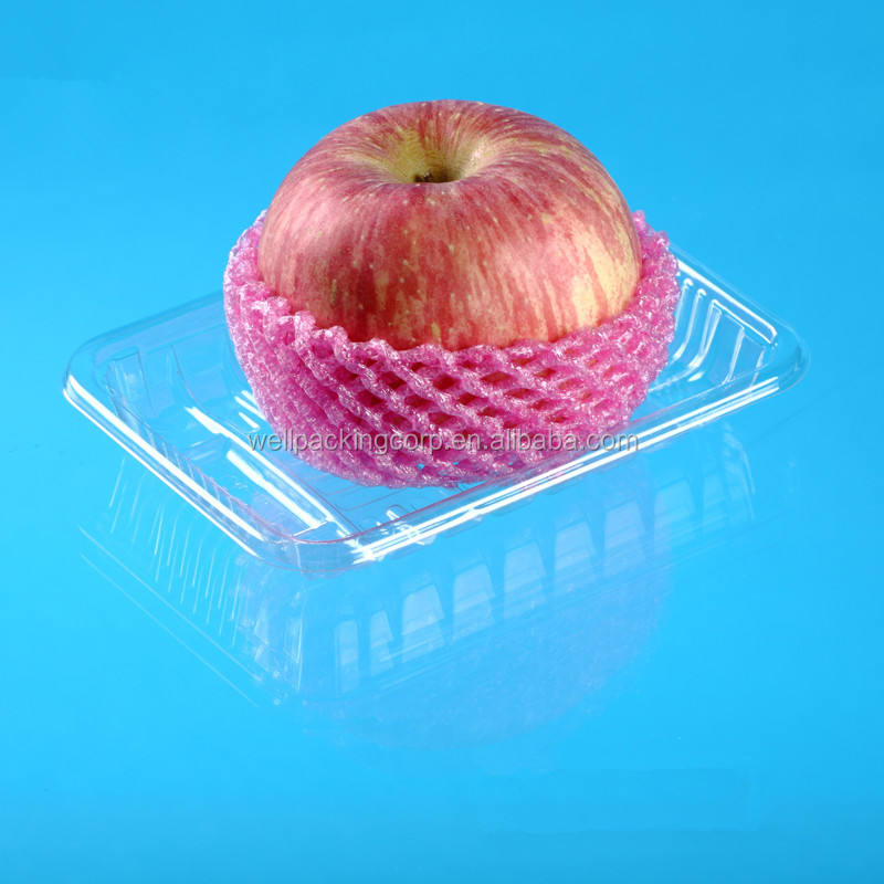 custom accept pet plastic tray for fruits/vegetables/food used in party/supermarket