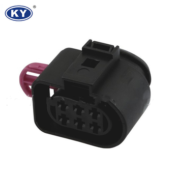 KY pbt gf30 6 pin 2 pin auto connector