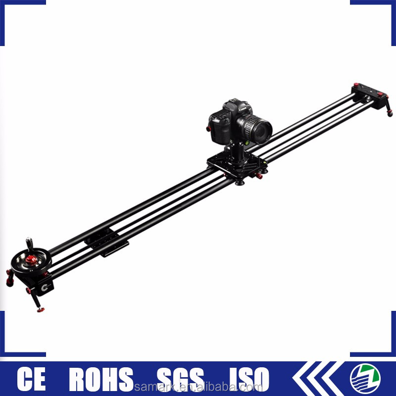 Good price GT-T80 carbon fiber wieldy mini video dslr camera slider for sale