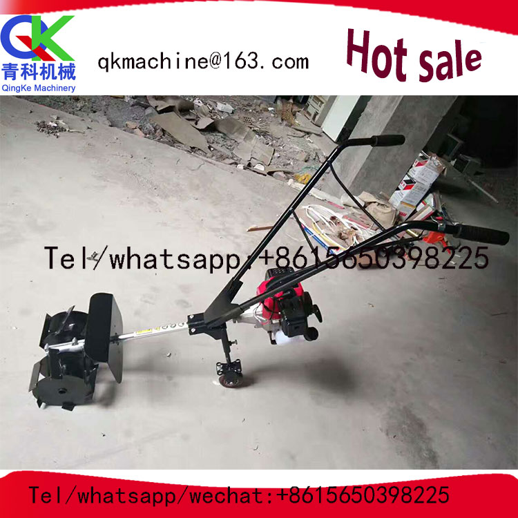single handle Weeding machine/weeder for agriculture farmland