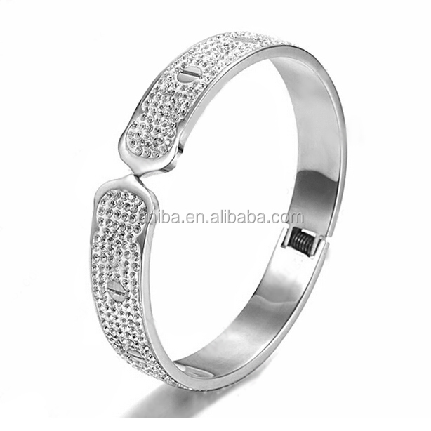 Ss Crystal Bangles Hot New Model Jewellery For 2015
