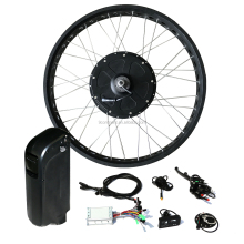 front and rear wheel 36v48v 1000w 1500w hot sale electric bike conversion kit