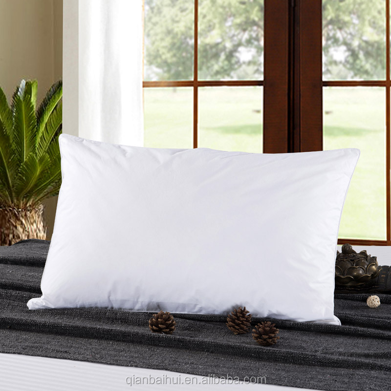Home body health natural down duck feather custom pillow