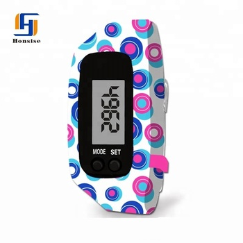 Wholesale High Quality Fitness Bracelet Pedometer Watches