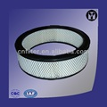 Cadillac air filter 6484235 , auto spare parts supplier