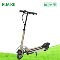 Wholesale Light Weight 18.2AH Li-ion Battery 2 wheel foldable electric adult Scooter with brushless motor