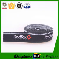 wholesale custom Spandex jacquard elastic band for high quality