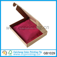 Newest Printed cellophane window gift boxes Supplier