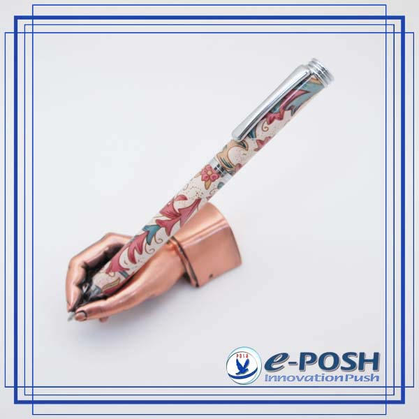 Luxury promotional sublimation metal ball pen