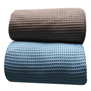 China supplier 2018 Auto Detailing 400gsm Microfiber Waffle Weave Car Drying Towels