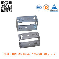 large sheet metal stamping machine part for automobile parts fabrication