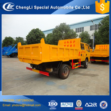 Bottom price dfac china new 3m3 4m3 5m3 6m3 self-load mini dumper for sale
