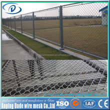 China anping Factory Direct Sale gaw chain link fence fabric
