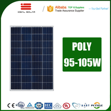 100w 120w 130w 140w 150w 100 120 150 watt 12v 18v 36 cells mono poly solar panel pv module price