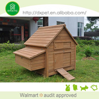 Large size easy clean best quality large chicken coop 10 chickens