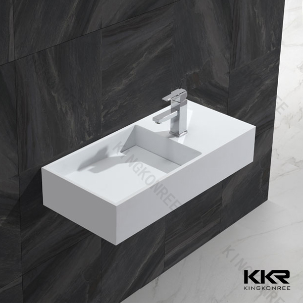 Solid Surface Small Bathroom Wash Basin Price In Desh Product On Alibaba