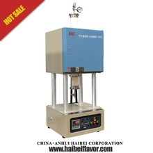 HB-TUBEF-1600C-VC-OD80 1600C High temperature vacuum tube furnace lab furnace