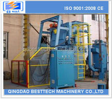 2016 shot blasting machine used for tubing coupling, sand blaster