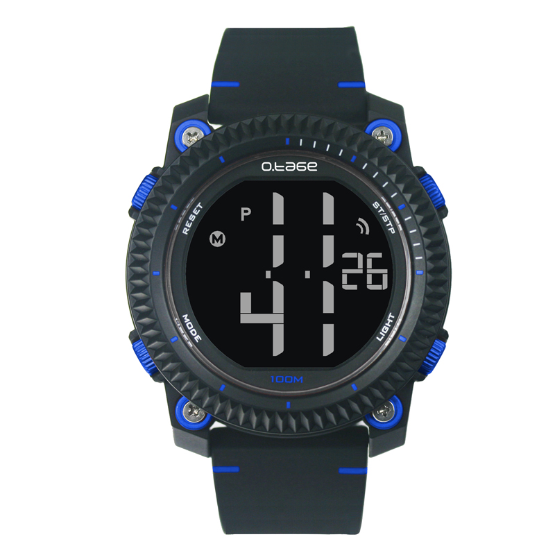 China Suppliers wholesale teenagers sports watches gold Digital watch accept paypal