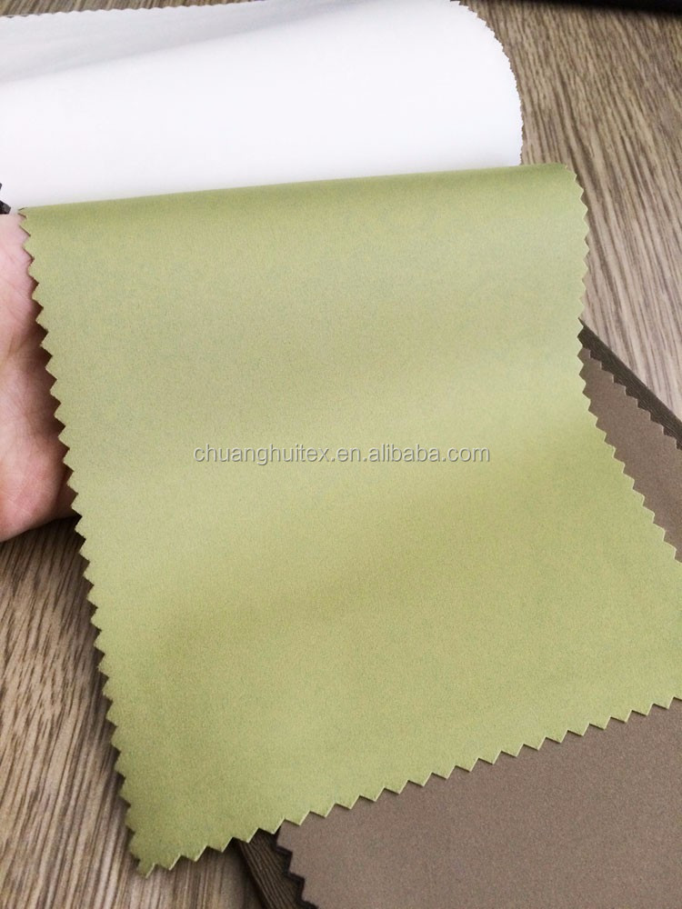 100%polyester blackout fabric with silicone coated for curtain