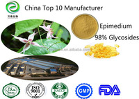 High quality 100% natural herbal epimedium extract powder ISO factory