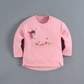 baby clothes girl 100 combed cotton t shirts