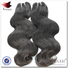 Factory price grade 9a new golden hair weave