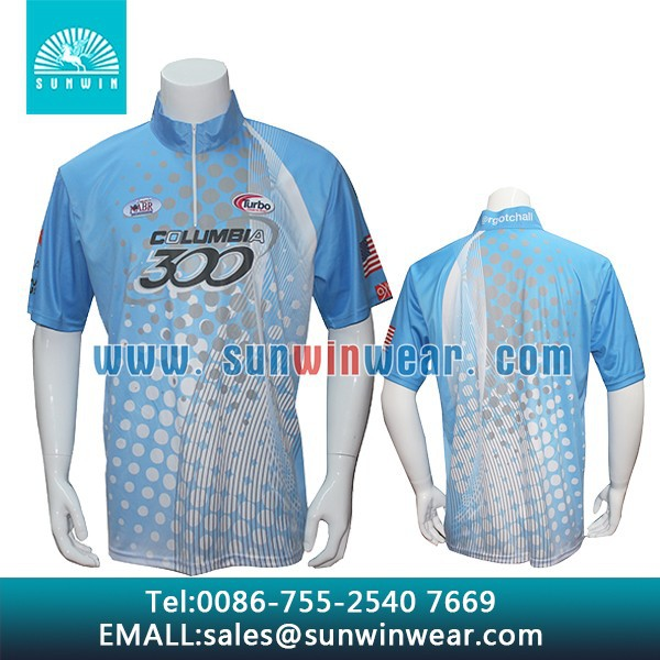 Custom short sleeve quick dry fishing shirts with anti uv for Tournament fishing shirts wholesale