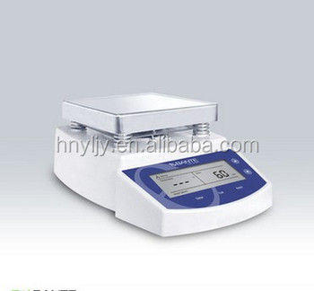 biology equipment laboratory Timing magnetic stirrer