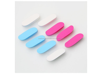 Hot new products eye shadow makeup sponge with stick/Elegant cosmetic sponge cosmetic powder puff
