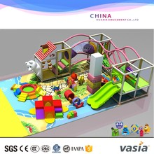 Attractive Children commercial interior soft playground/ indoor playground equipment/naughty castle