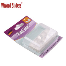 Durable clear plastic furniture glides,self adhesive rubber bumpers,adhesive bumper protector