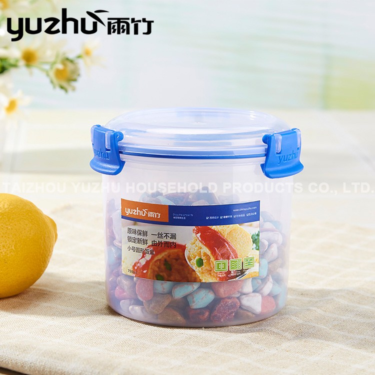 Compact Low Price China Made Lock And Lock Food Container