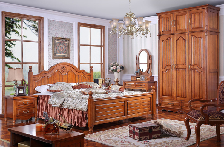 2016 most popular Wooden Bed Designs home bedroom furniture for sale