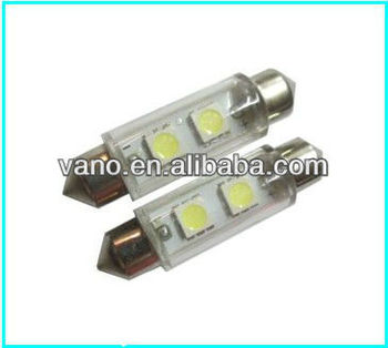High performance t11 led light led car bulb
