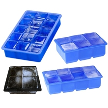 4 6 8 15 cavity Large Premium Personalized Custom Fancy Silicone Ice Cube Tray