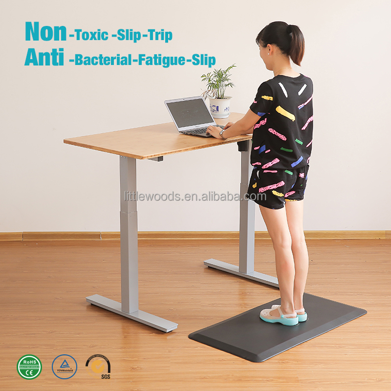 China low price anti fatigue memory floor mat for bedroom