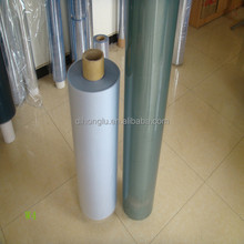 2016 hot sell!!! soft clear plastic pvc glass film