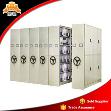 knock down structure steel filing cabinet compactors metal mobile bookshelf mass shelving rack