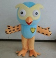 HOLA big owl mascot costume/cosplay costume animal
