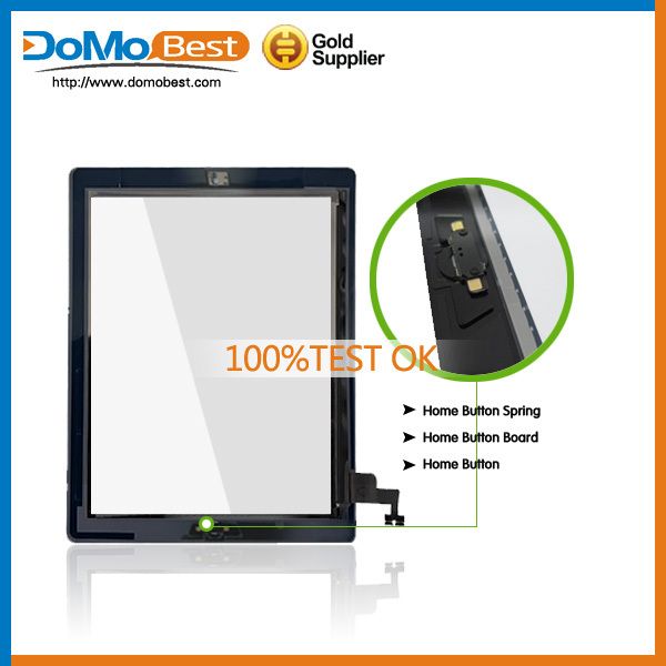 "China Tablet Touch,Tablet Parts for iPad 2 Touch Screen Digitizer Replacement 9.7"" ScreenTouch Screen For ipad 2"