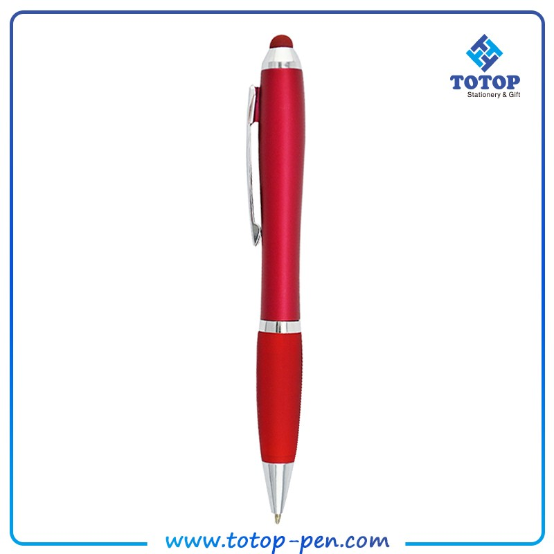 Best quality gift promotional stylus pen ball pen
