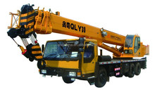 Telescopic boom Top quality 30 ton lifting capacity Truck Crane