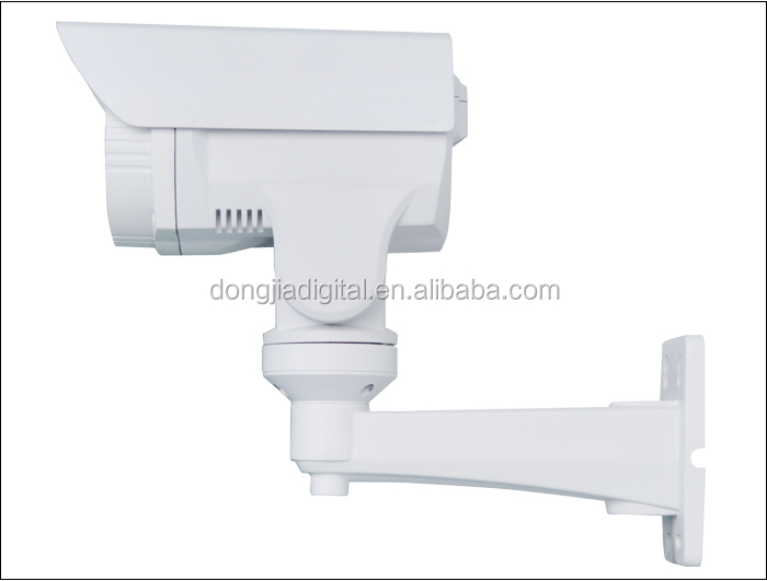 DONGJIA 100m IR Long Range Outdoor Bullet Mini 10X Optical Zoom PTZ IP Camera