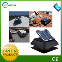 Hot sale 30W solar power roof fan solar ventilation fan no electric attic fan