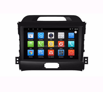 For Sportage 2011-2016 GPS Navigation Radio Audio Video Multimedia System