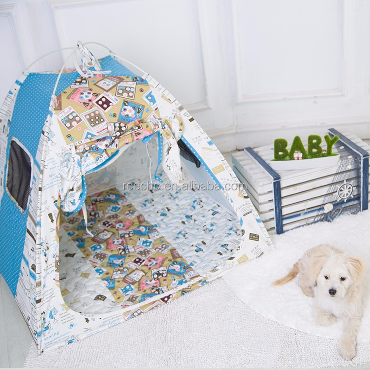 New Luxury Foldable Pet Bed House