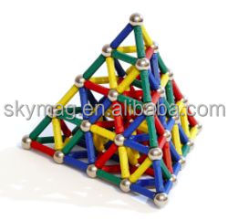 Top selling of magnet toy with different colour