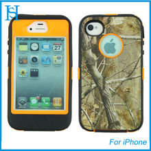 newcomer product 2013 silicon PC Phone Case Factory for iPhone 4/4s